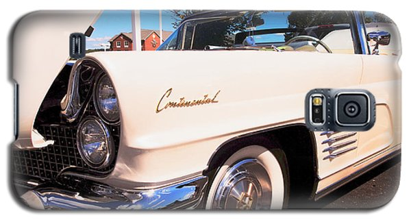 1960 Lincoln Continental Convertible Galaxy S5 Case by Deborah Fay