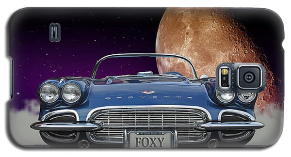 1961 Corvette Galaxy S5 Case