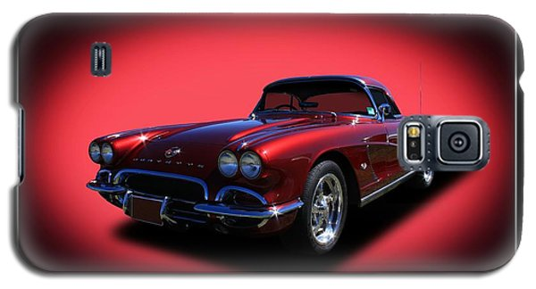Galaxy S5 Case featuring the photograph 1962 Corvette by Keith Hawley