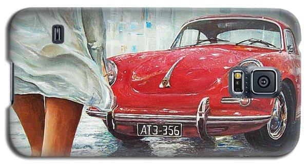 1963 Porsche 356 C Galaxy S5 Case