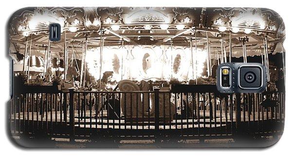 1964 Allan Herschell Carousel Galaxy S5 Case