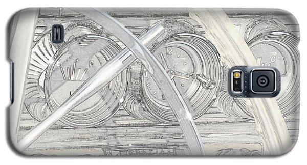 1964 Bonneville.....dash Galaxy S5 Case by Tammy Schneider