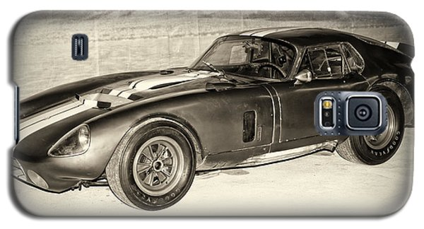 Galaxy S5 Case featuring the photograph 1964 Cobra Daytona Coupe by Boris Mordukhayev