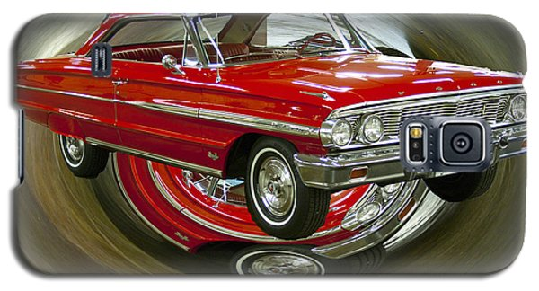 Galaxy S5 Case featuring the photograph 1964 Ford Galaxie by B Wayne Mullins