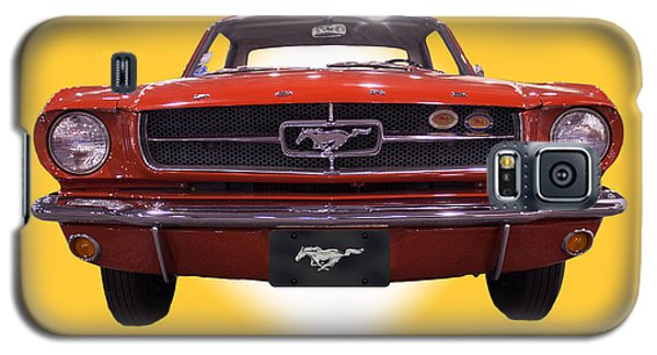 1964 Ford Mustang Galaxy S5 Case