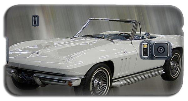 1965 Chevy Corvette Galaxy S5 Case by B Wayne Mullins
