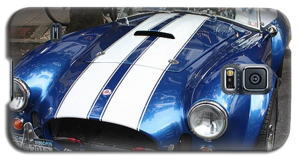 1965 Cobra Shelby Galaxy S5 Case by John Telfer