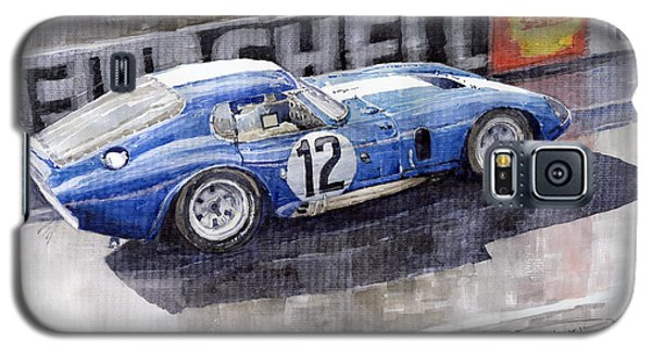 1965 Le Mans  Daytona Cobra Coupe  Galaxy S5 Case by Yuriy Shevchuk