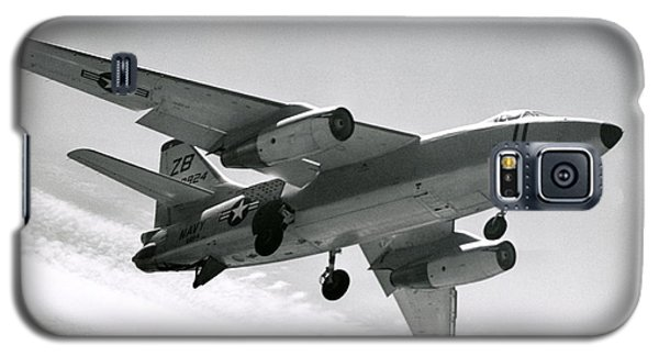 1965 Navy A3d Skywarrior Galaxy S5 Case by Historic Image