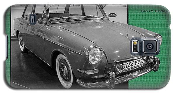 1965 Vw Notchback Galaxy S5 Case