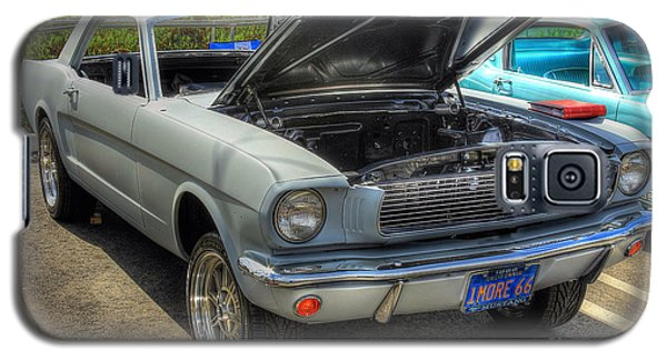 Galaxy S5 Case featuring the photograph 1966 Mustang  by Kevin Ashley