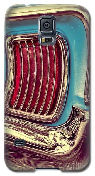 1966 Pontiac Tempest Taillight Galaxy S5 Case by Henry Kowalski