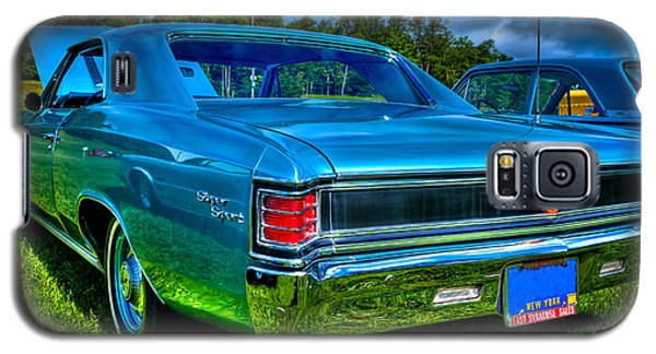 1967 Chevrolet Chevelle Ss Galaxy S5 Case