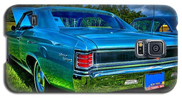 1967 Chevrolet Chevelle Ss Galaxy S5 Case