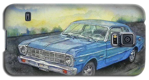 1967 Ford Falcon Futura Galaxy S5 Case
