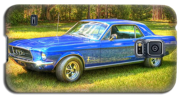 1967 Ford Mustang Galaxy S5 Case by Donald Williams