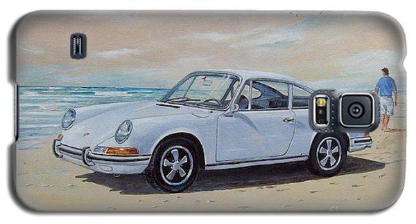 1967 Porsche 911 S Coupe Galaxy S5 Case