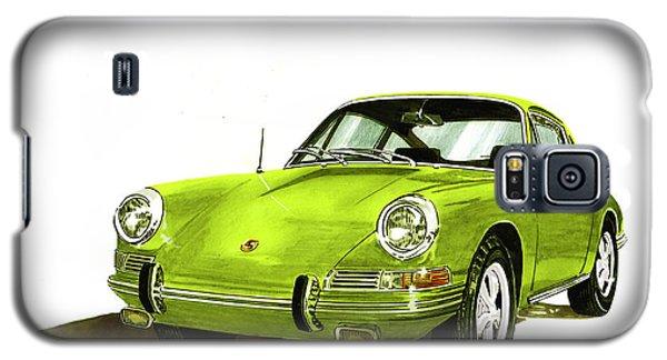 Porsche 911 Sportscar Galaxy S5 Case by Jack Pumphrey