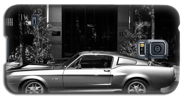 1967 Shelby Mustang B Galaxy S5 Case
