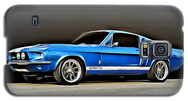 1967 Shelby Mustang Gt500 Galaxy S5 Case