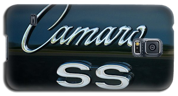 1968 Chevy Camaro Ss Logo Galaxy S5 Case