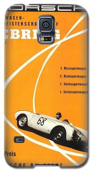 1968 Porsche Sebring Florida Poster Galaxy S5 Case