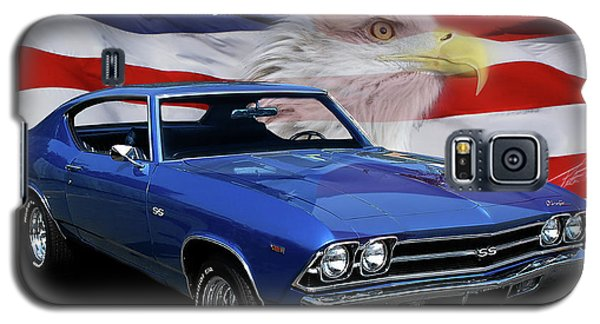 1969 Chevelle Tribute Galaxy S5 Case