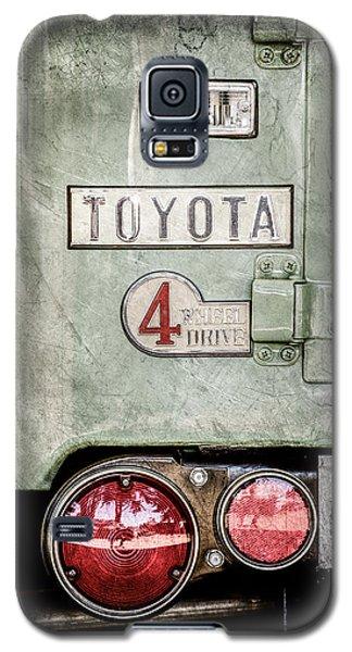 1969 Toyota Fj-40 Land Cruiser Taillight Emblem -0417ac Galaxy S5 Case