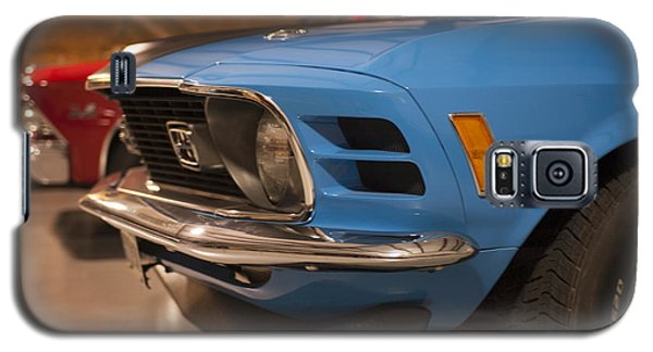 1970 Mustang Mach 1 And Other Classics Hidden In A Garage Galaxy S5 Case