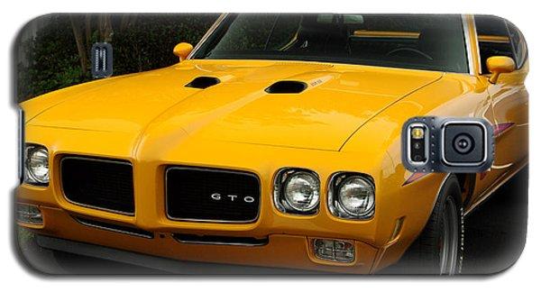 1970 Pontiac Gto. Galaxy S5 Case