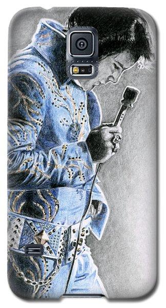 1972 Light Blue Wheat Suit Galaxy S5 Case