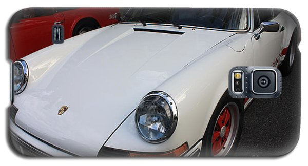 1973 Porsche Galaxy S5 Case by John Telfer