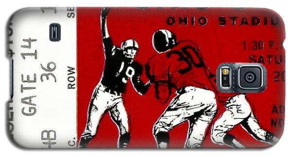 1979 Ohio State Vs Wisconsin Football Ticket Galaxy S5 Case
