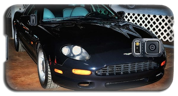 Galaxy S5 Case featuring the photograph 1997 Aston Martin Db7 by Boris Mordukhayev