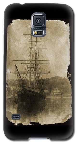 19th Century Schooner Galaxy S5 Case