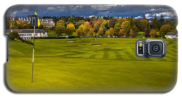 Prints For Sale Kings Golf Course Gleneagles Galaxy S5 Case