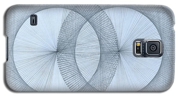 Magnetism Galaxy S5 Case by Jason Padgett