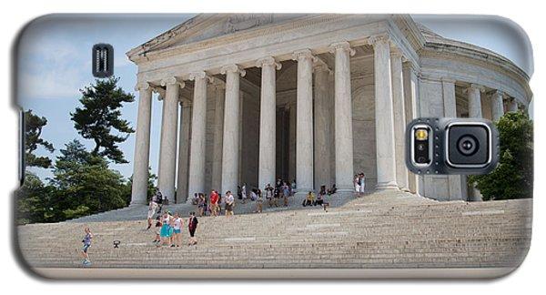 Thomas Jefferson Memorial Galaxy S5 Case by Carol Ailles