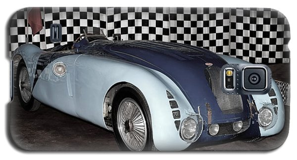 Galaxy S5 Case featuring the photograph 1936 Bugatti 57g Tank by Boris Mordukhayev