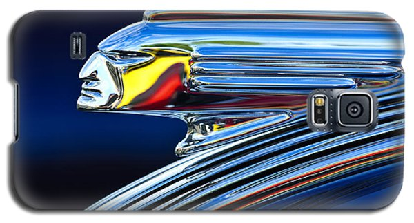 1939 Pontiac Silver Streak Chief Hood Ornament Galaxy S5 Case