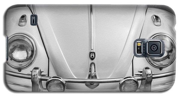 1960 Volkswagen Beetle Vw Bug   Bw Galaxy S5 Case