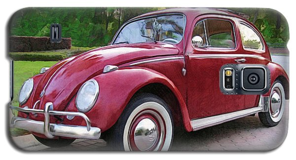 1960 Vw  Bug Galaxy S5 Case