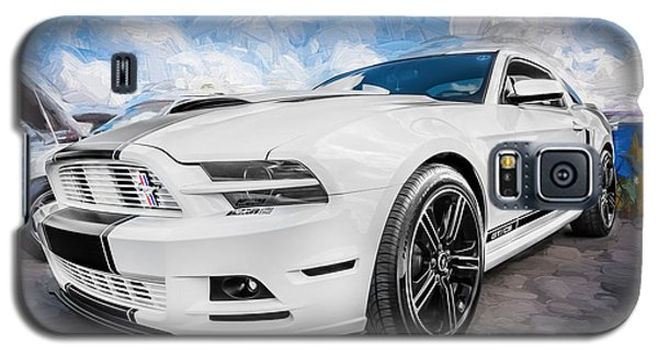 2014 Ford Mustang Gt Cs Painted  Galaxy S5 Case