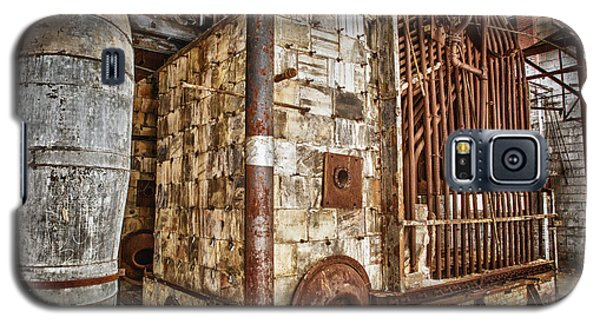 Abandoned Steam Plant Galaxy S5 Case