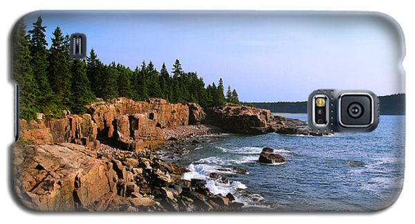 Acadia Coast Galaxy S5 Case