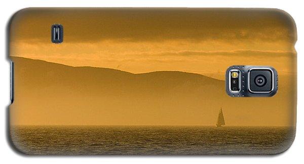 Acadia National Park Sunset Galaxy S5 Case