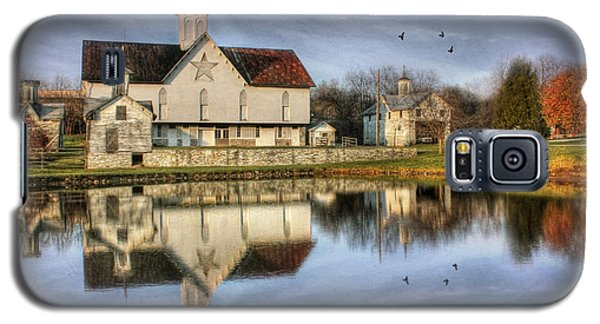 Afternoon At The Star Barn Galaxy S5 Case by Lori Deiter