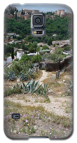 Alhambra Granada Galaxy S5 Case by Phil Banks