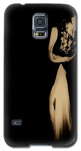 Galaxy S5 Case featuring the photograph Alone  by Jessica Shelton