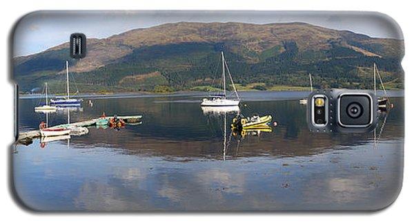 Along Loch Leven 3 Galaxy S5 Case by Wendy Wilton